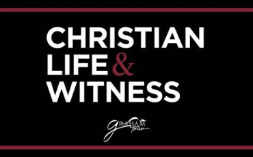 Christian Life & Witness Course